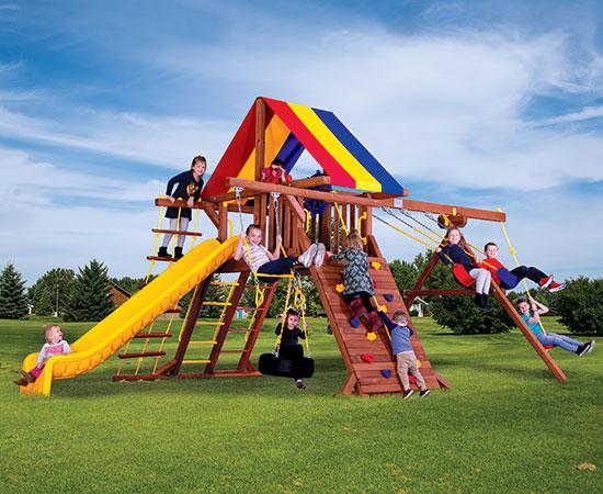 6A Circus Castle Pkg II Featrure Model
