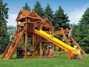 55F King Kong Clubhouse Pkg III Loaded with Wooden Roofs