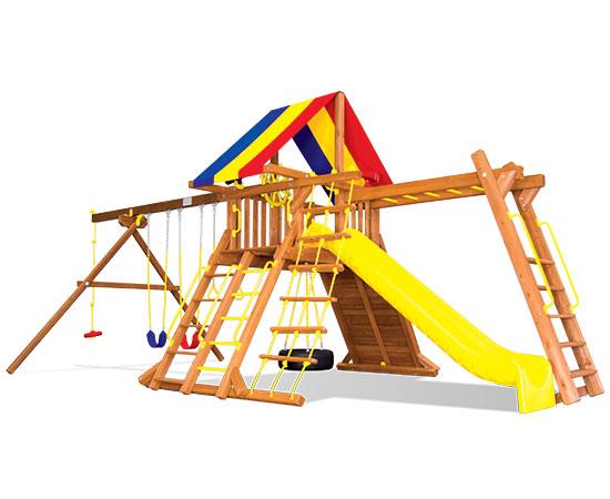 7D Circus Castle Pkg III Loaded