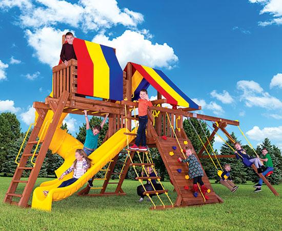 9G Circus Castle Pkg V Loaded