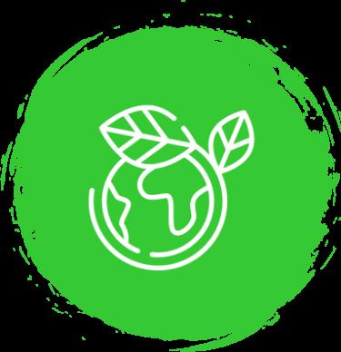 Environmental friendly graphic