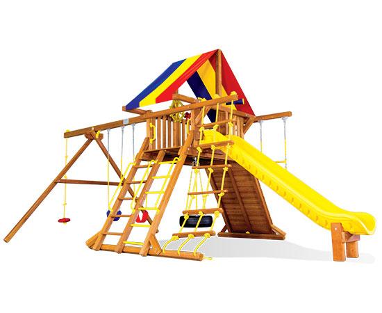 101 Turbo Circus Castle Pkg II Loaded