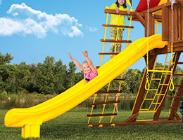 174 11.5ft Safety Scoop Slide
