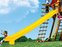 175 14ft Safety Scoop Slide