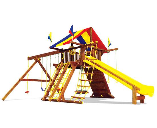 24A Monster Castle Pkg II Feature Model