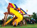 13H Sunshine Castle Pkg V with 270 Spiral Slide