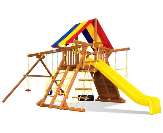 8A Circus Castle Pkg II Feature Model
