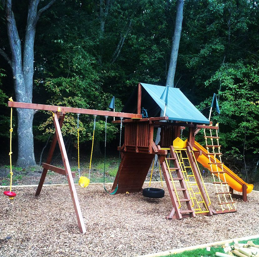 Backyard Fun Zone, Comstock Park, MI