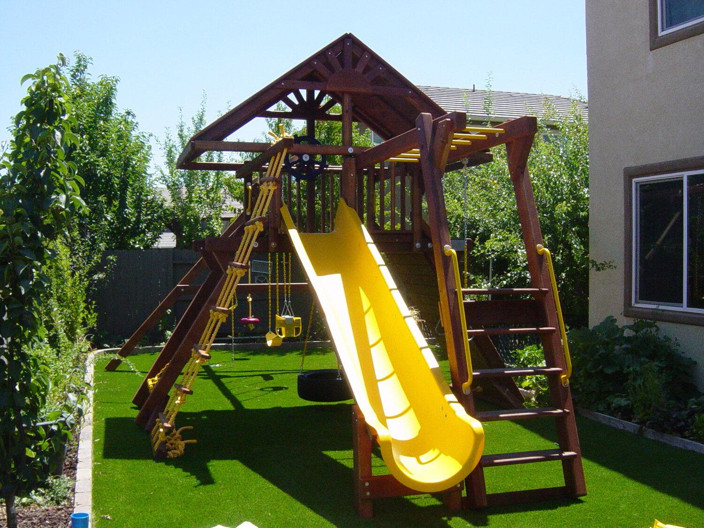 Backyard Fun Rancho Cordova
