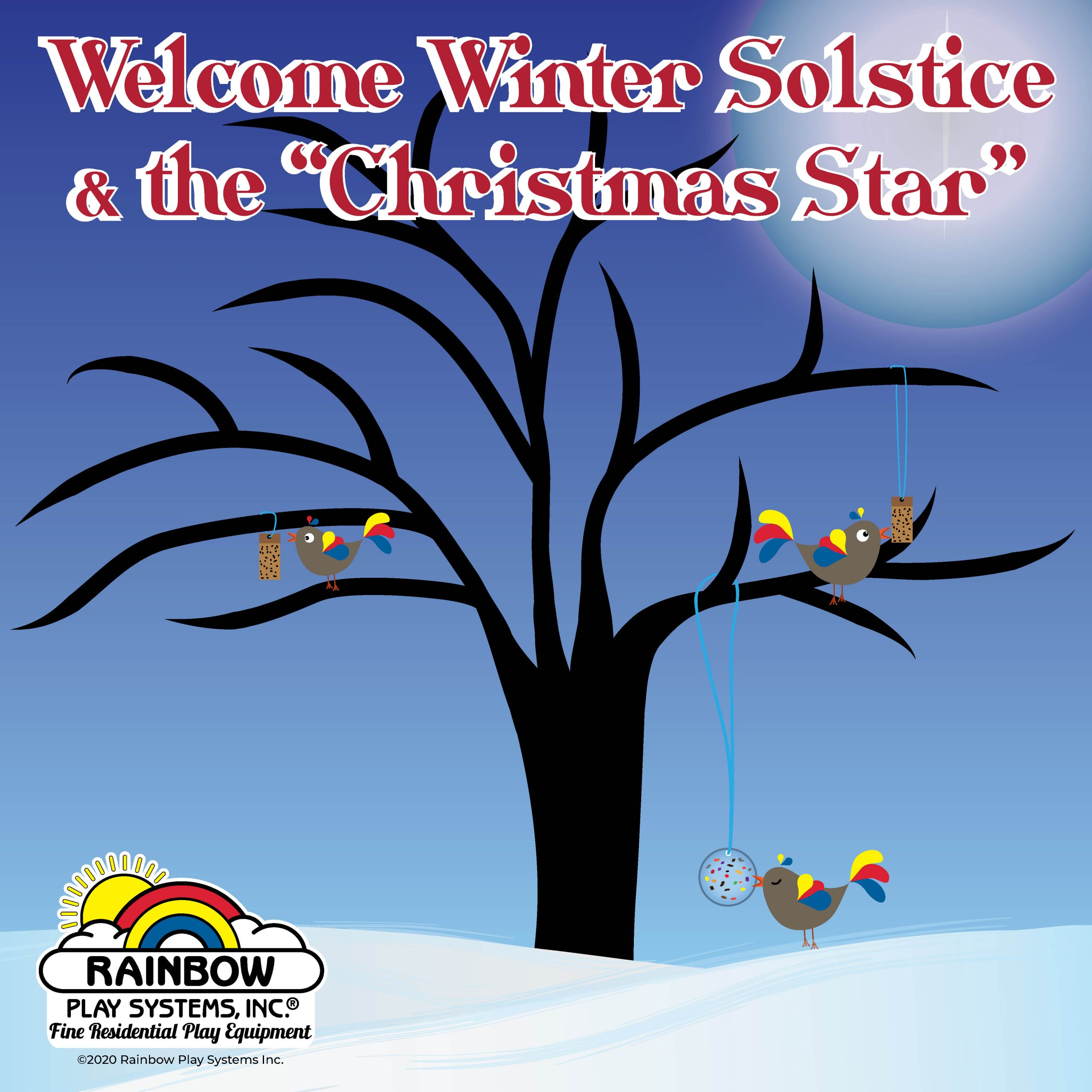 Winter Solstice and the Christmas Star
