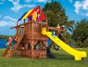 41B Monster Clubhouse Pkg II with Playhouse and More