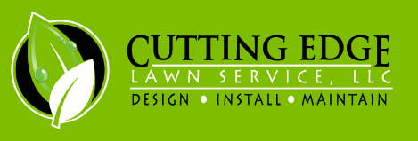 Cutting Edge Lawn Service logo