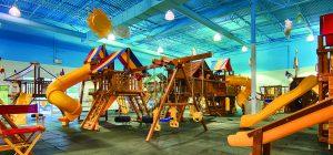 Rainbow Play showrooms